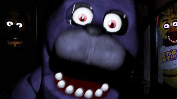 Five Nights at Freddy's - juego GRATIS en www.jugarmania.com