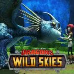 HOW TO TRAIN YOUR DRAGON – WILD SKIES