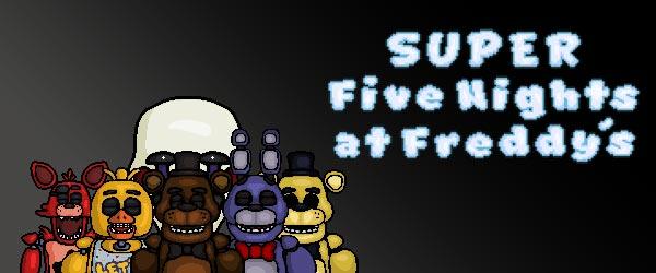 скачать игру Super Five Nights At Freddy S через торрент - фото 3