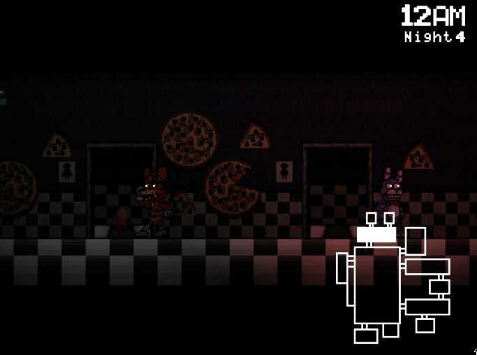 скачать игру Super Five Nights At Freddy S через торрент - фото 11