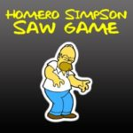 HOMERO SIMPSON SAW GAME