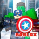 ROBLOX: SUPERHERO TYCOON