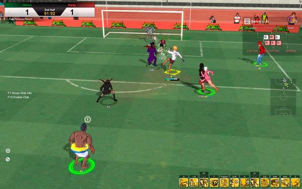 Freestyle Football Juego Gratis En Jugarmania Com