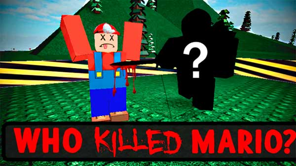 "Juega GRATIS a ROBLOX: Who Killed Mario Obby"" class="