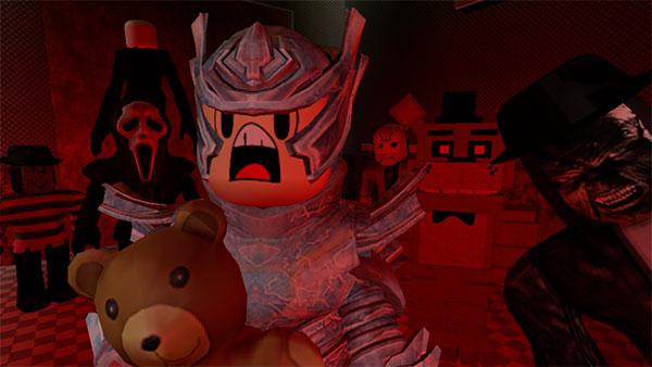 """Juega GRATIS a ROBLOX: [CHUCKY!] The Scary Elevator!"""" class="""
