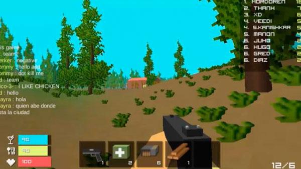 Survived Io Juego De Minecraft Gratis En Jugarmania Com