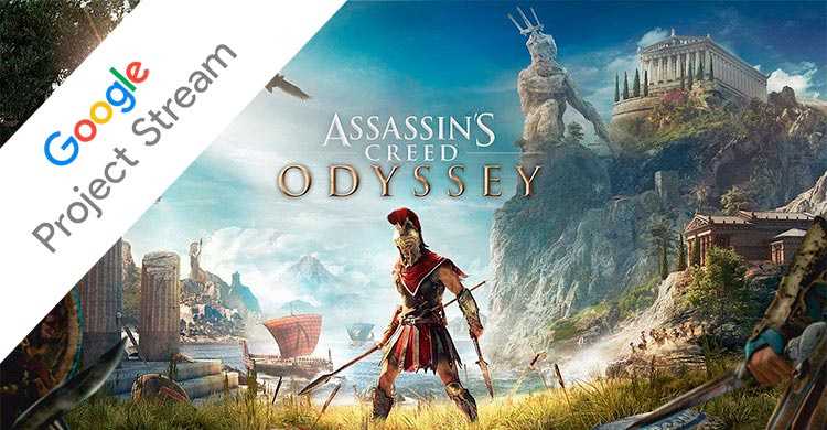 Image ASSASSIN'S CREED ODYSSEY (Project Stream)