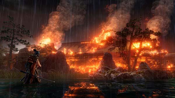 Descarga un tema dinámico para jugar GRATIS a SEKIRO: Shadows Die Twice