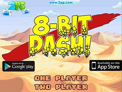 Imagen 8-bit Dash