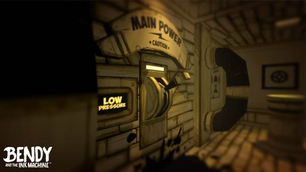 bendy and the ink machine gamejolt