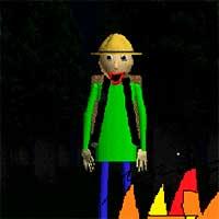 【BALDI'S BASICS FIELD TRIP: Camping】 » DESCARGAR Juego