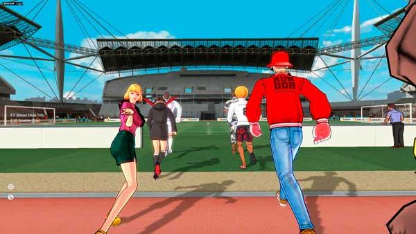 Imagen FREESTYLE FOOTBALL