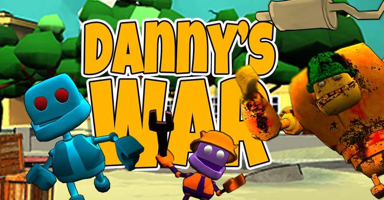 Imagen DANNY'S WAR