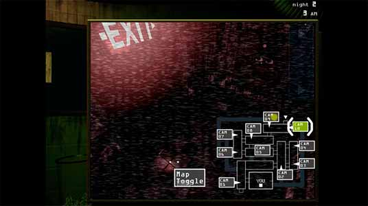 Imagen Five Nights at Freddy's 3