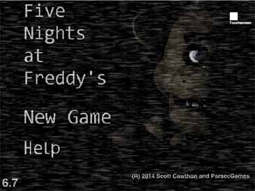 Imagen Five Nights at Freddy's