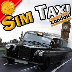 Imagen Sim Taxi London