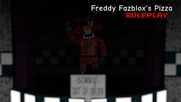 Imagen ROBLOX: Freddy Fazblox's Pizza RP