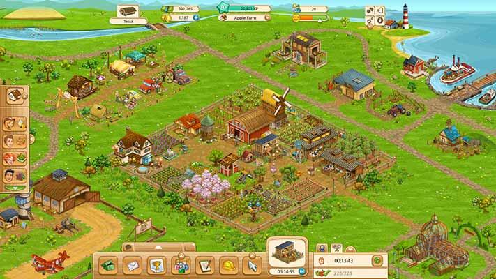 Imagen Goodgame Big Farm