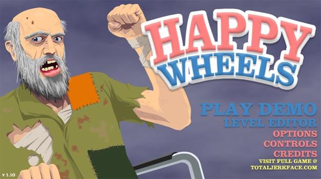 Imagen Happy Wheels