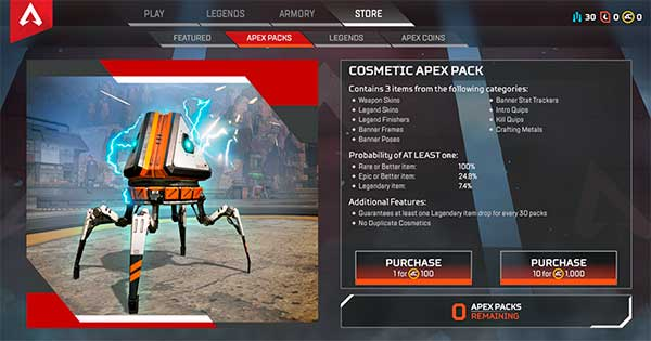 Imagen APEX LEGENDS Battle Royale  (PC)