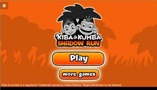 Imagen Kiba & Kumba: Shadow Run