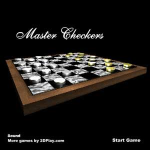 Imagen Master Checkers