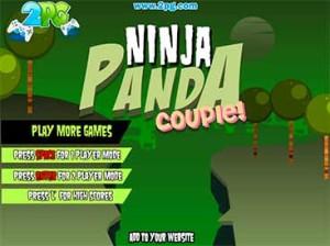 Imagen Ninja Panda Couple