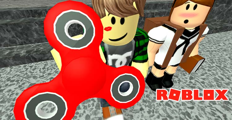 ROBLOX: FIDGET SPINNERS – Adopt a Cute Family!