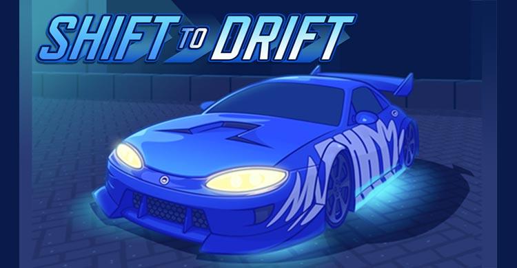 Image SHIFT TO DRIFT