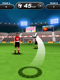 Imagen Real Freekick 3D