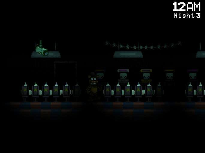 Imagen SUPER FIVE NIGHTS AT FREDDY'S
