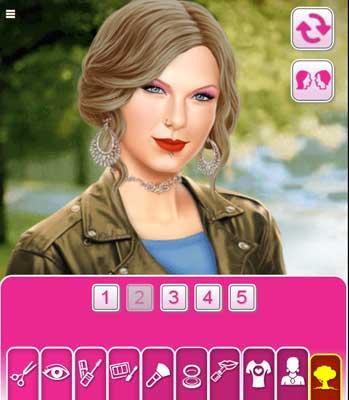 Imagen Taylor Swift True Make Up