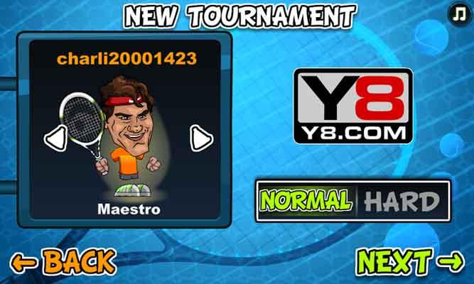 Tennis Legends Y8 Photos And Description Of Legend