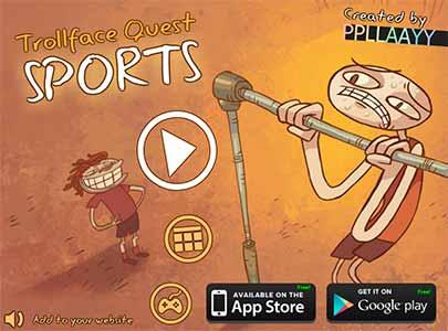 Imagen Trollface Quest: Sports