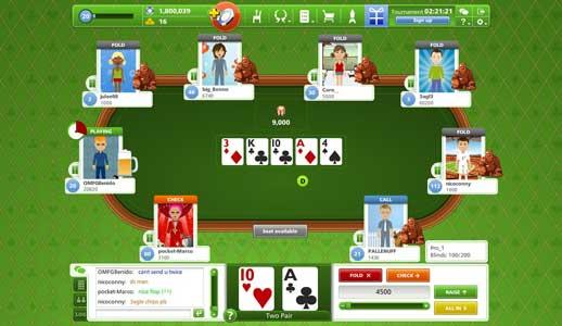 Goodgame Poker Juegos Com