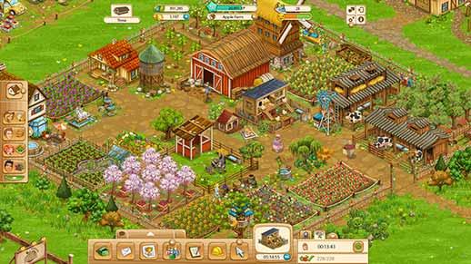 Goodgame Big Farm - juego GRATIS en www.jugarmania.com