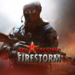 RED CRUCIBLE 3 FIRESTORM