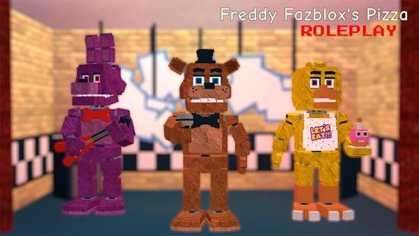 "Juega GRATIS a ROBLOX: Freddy Fazblox's Pizza RP"" class="