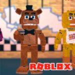 ROBLOX: Freddy Fazblox's Pizza RP