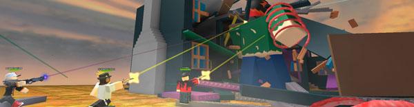 Juega GRATIS a ROBLOX: New Giant Survival