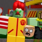 ROBLOX: Zombies Are Attacking McDonalds