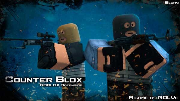 """Juega GRATIS a ROBLOX: CS:GO (Counter Blox Roblox Offensive)"""" class="""