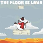 THE FLOOR IS LAVA (El suelo es lava)