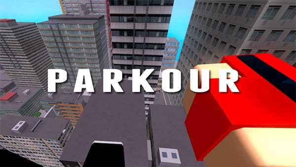 "Juega GRATIS a ROBLOX: Parkour"" class="