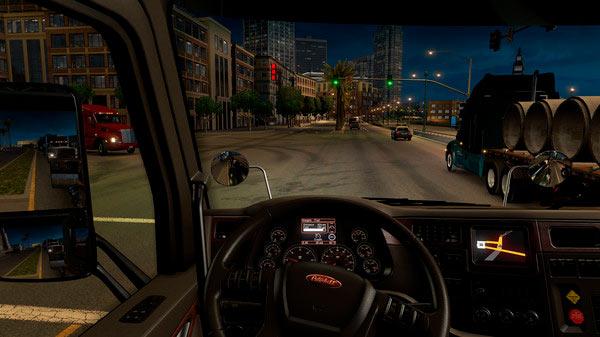 Juega GRATIS a American Truck Simulator versión Demo