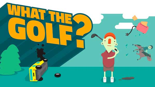 Juega GRATIS a WHAT THE GOLF?