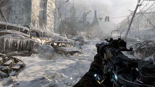 Metro Exodus - Demo Gameplay del juego para pc gratis en www.jugarmania.com
