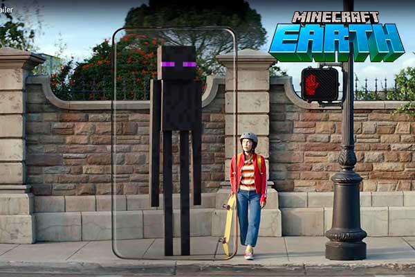 Imagen MINECRAFT EARTH