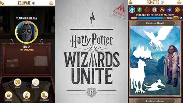 "Juega GRATIS a HARRY POTTER: Wizards Unite (juego para PC)"" class="