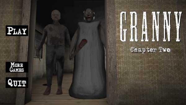 """Juega GRATIS a GRANNY CHAPTER 2"""" class="""